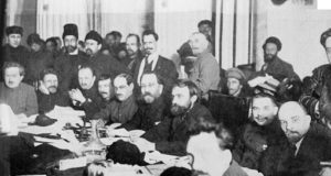 Foreign Interventions in Revolutionary Russia