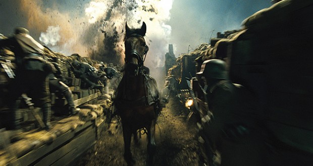 "Hollywood: « War Horses » and the ""Great War"" of 1914-1918"