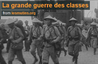 La grande guerre des classes